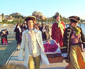 Il funerale del Carnevale