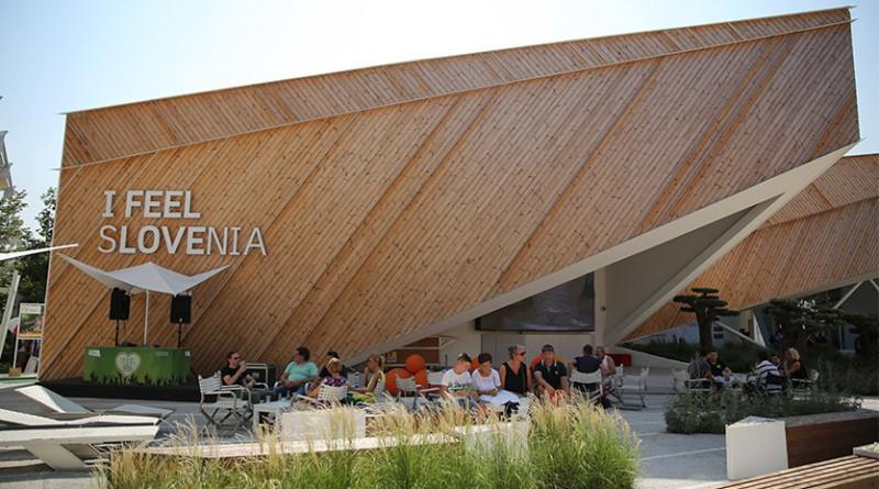 Padiglione della Slovenia all'Expo Milano 2015